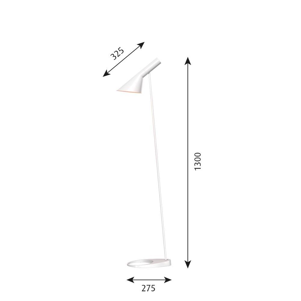 Louis Poulsen Stehlampe AJ 16