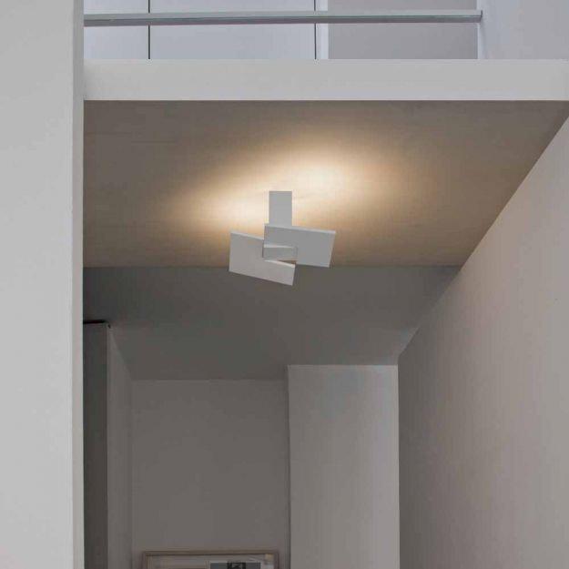 Studio Italia Design Puzzle Twist LED Deckenlampe 2