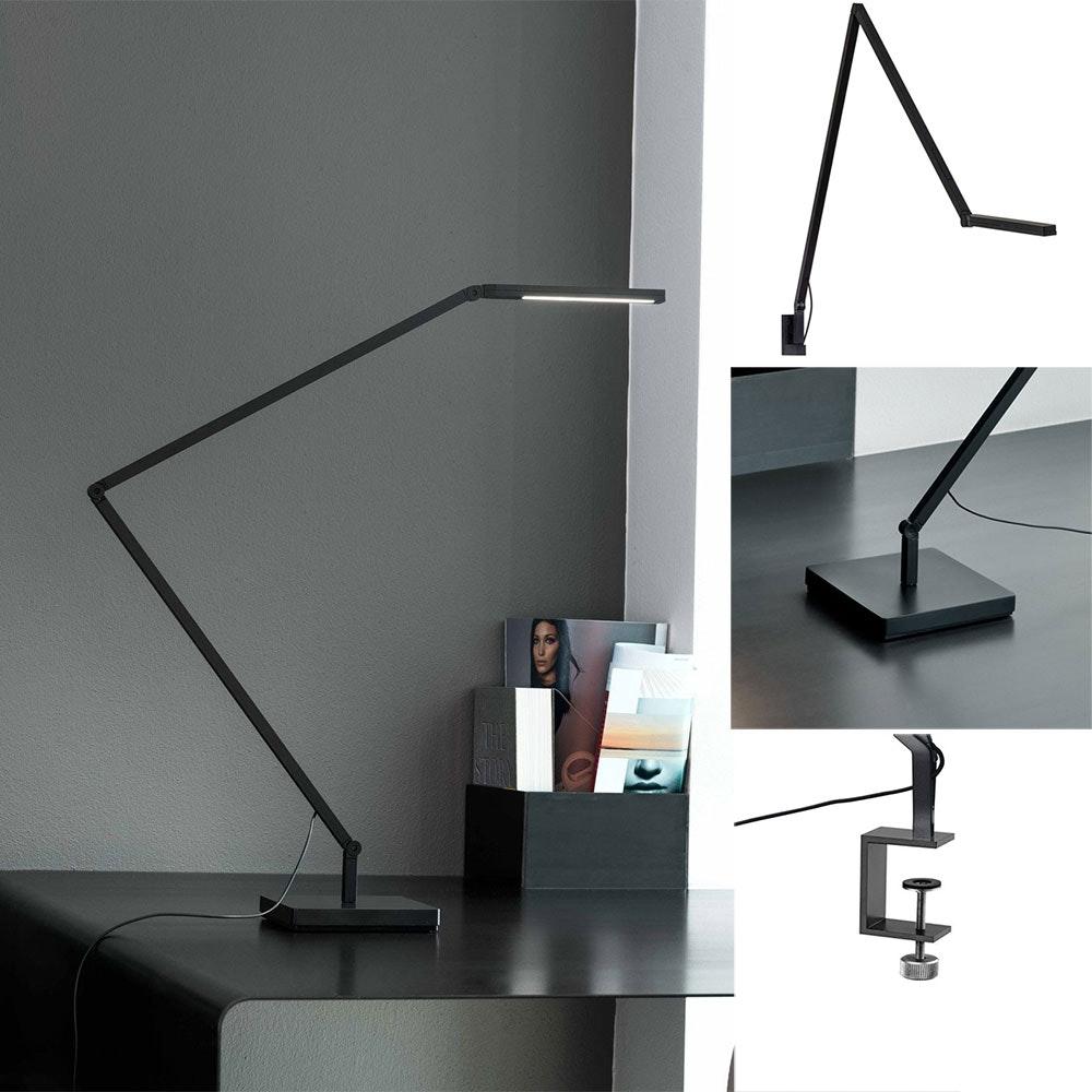 Nemo Untitled LED Tisch & Wandleuchte Linear (ohne Base)