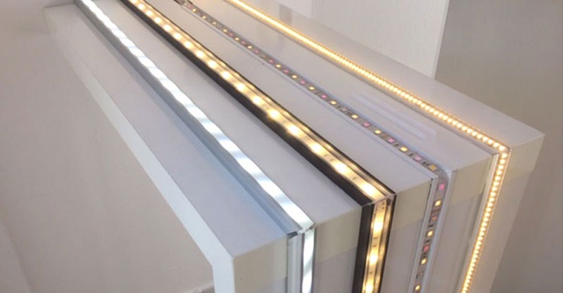 LED-Strips Einzeln