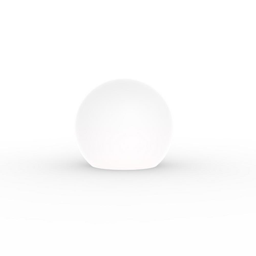 s.LUCE pro Globe+ langlebige Garten Aussenkugel Weiß 2