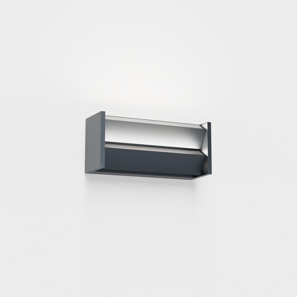 IP44.de LED-Außenwandleuchte Slat IP65 drehbar thumbnail 4