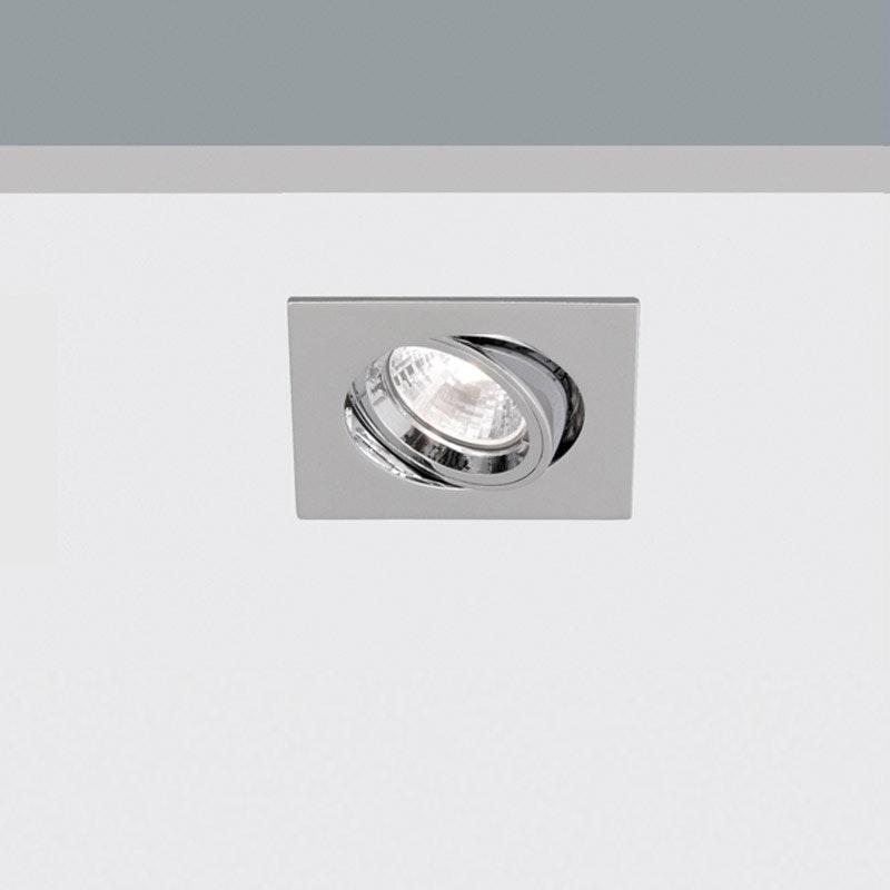 Kiteo LED Decken-Einbaustrahler K-Motus Eckig HCL Dali DT8 2