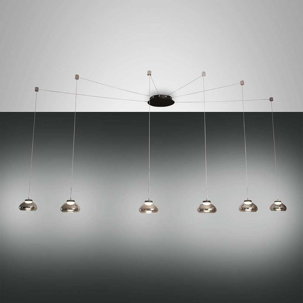 Fabas Luce Arabella LED Pendellampe Metall 8