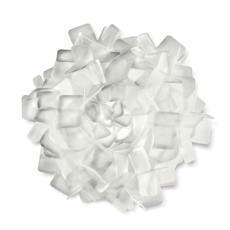 Slamp Wand- & Deckenlampe Clizia Weiß 2