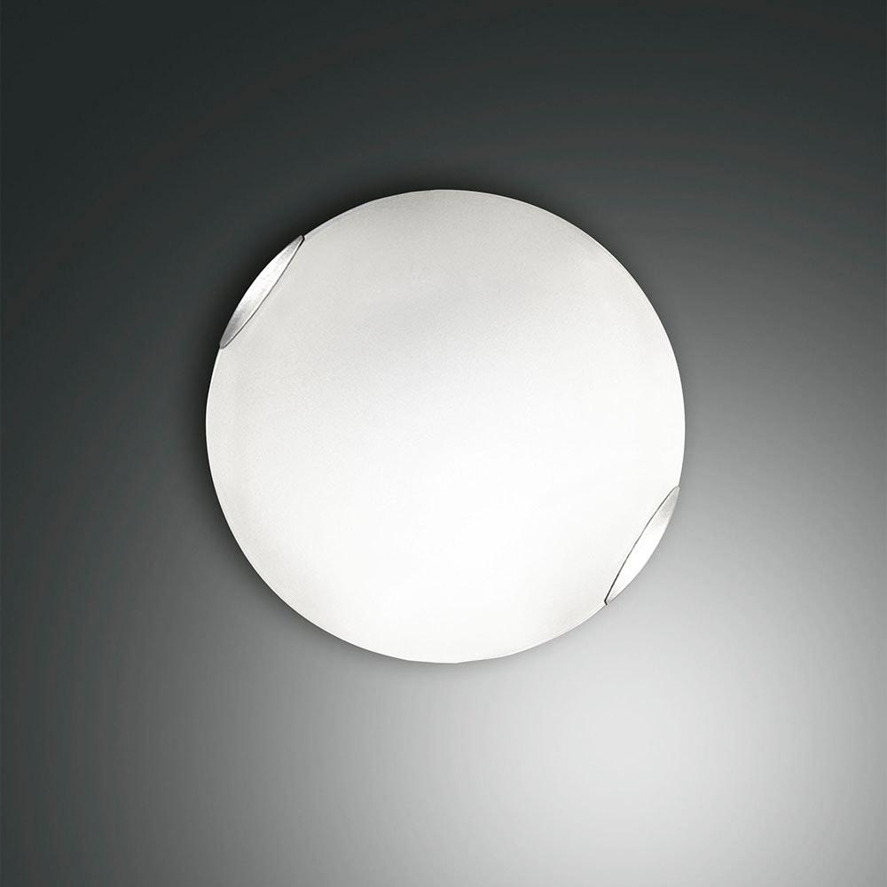 Fabas Luce Fox Deckenlampe in Weiß 2
