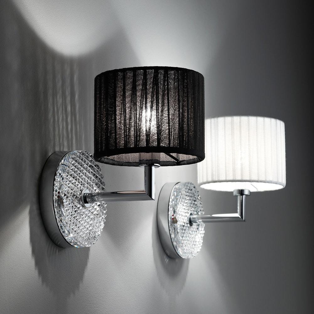Fabbian Diamond&Swirl Wandlampe 4