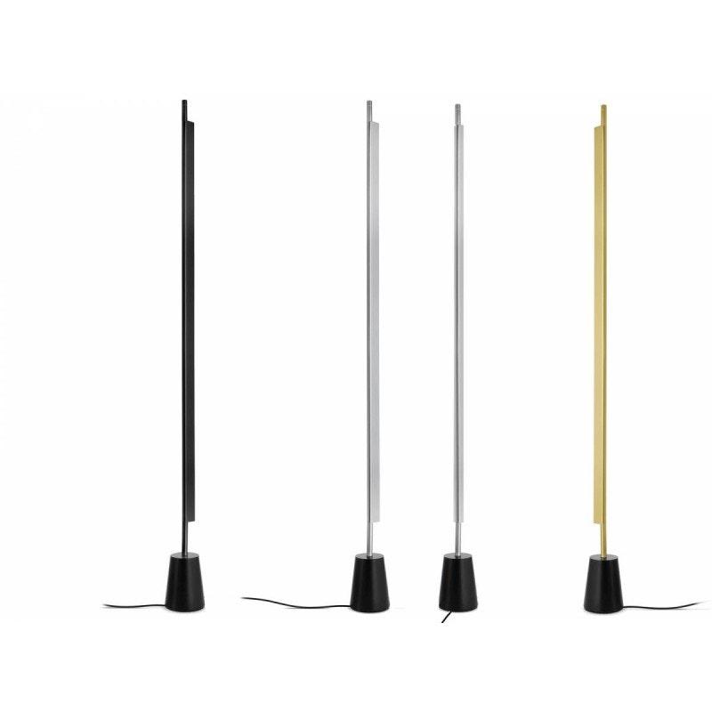 Luceplan Compendium LED Stehlampe (ohne Base) 3000K Schwarz 7