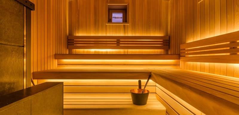 Sauna Leuchten