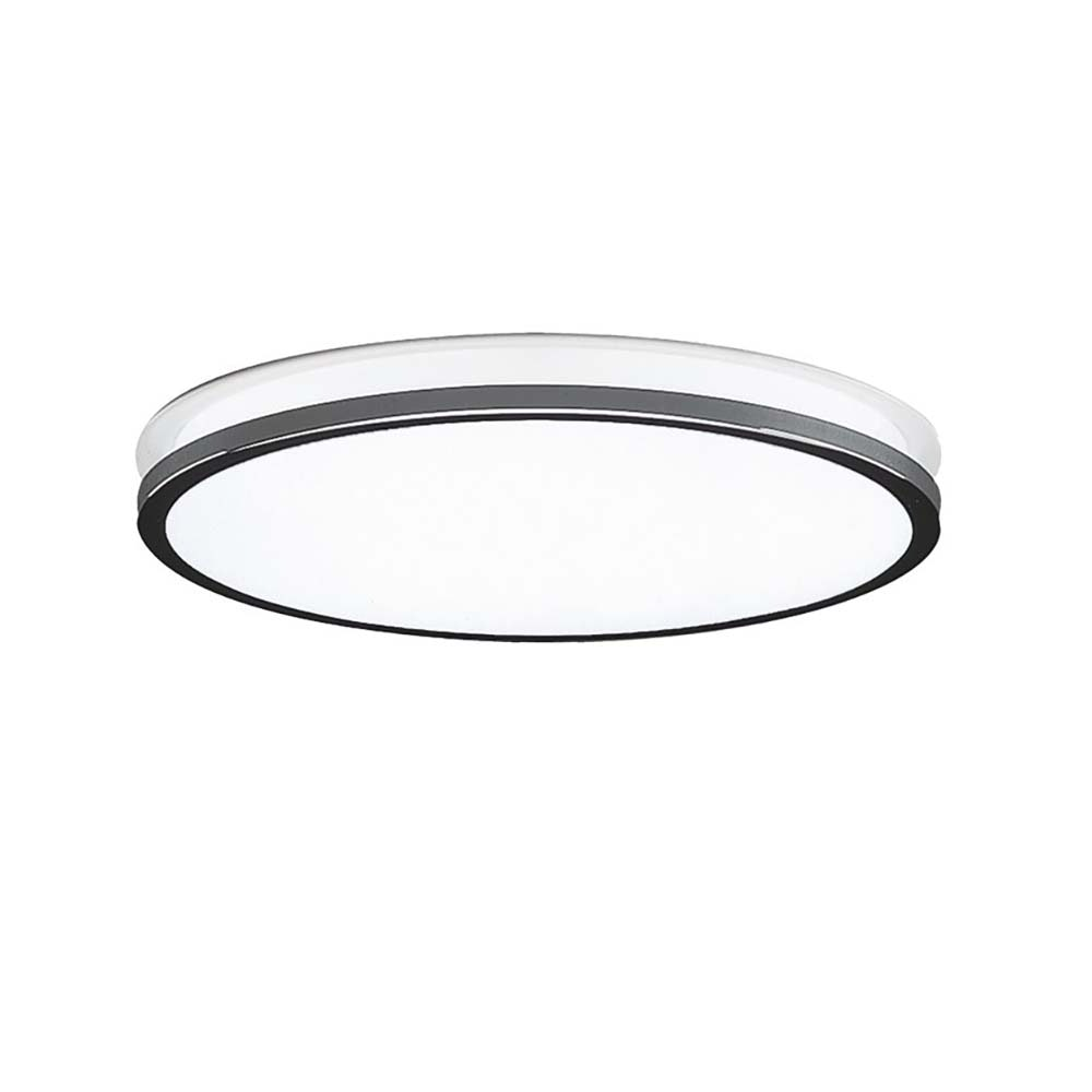 Louis Poulsen LED-Deckenleuchte Munkegaard Ø52,5cm
