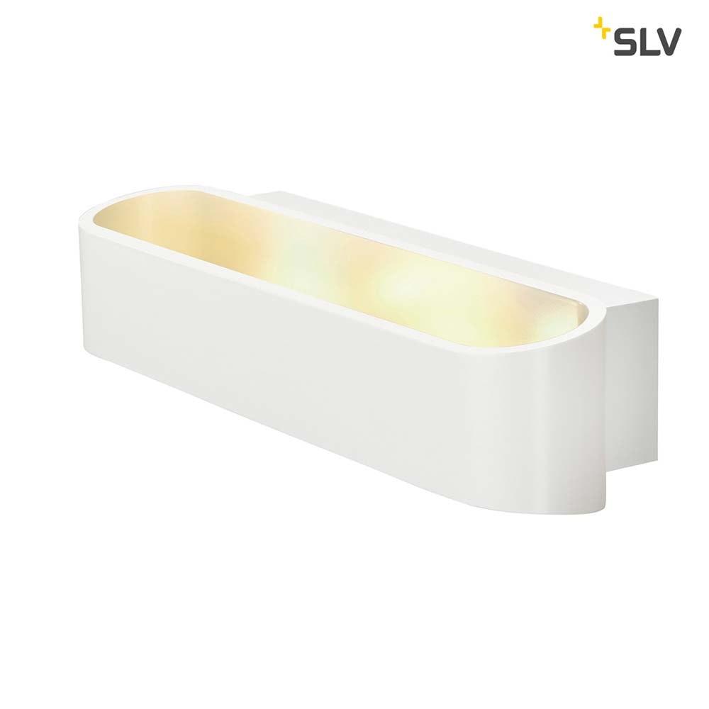 SLV Asso 300 LED Wandleuchte Weiß 2000K-3000K Dim To Warm 1