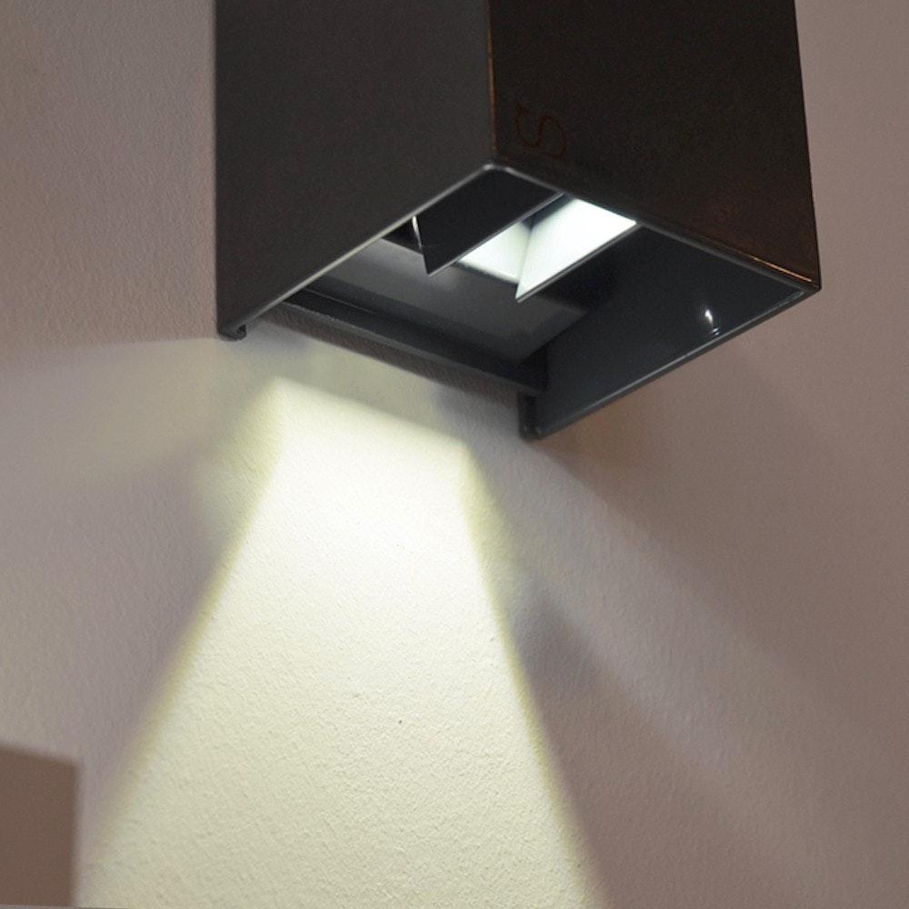 s.LUCE pro Ixa LED Innen- & Außen-Wandleuchte IP44 15