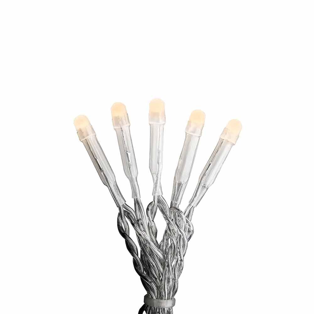Feierliche LED Lichterkette verschweißt IP20 6