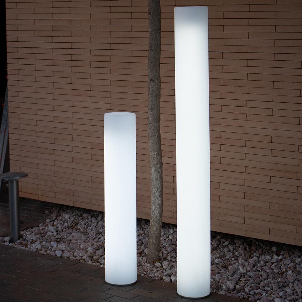 Licht-Trend LED-Außen-Stehleuchte Fity mit Akku Big und Fernbedienung  3