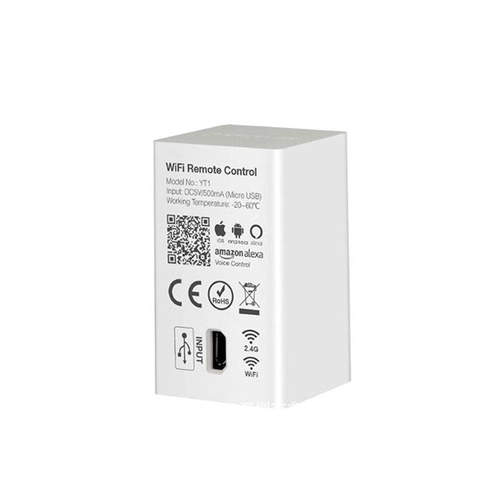 s.LUCE iLight LED WiFi-Box Alexa Kompatibel per Smartphone & Tablet 4