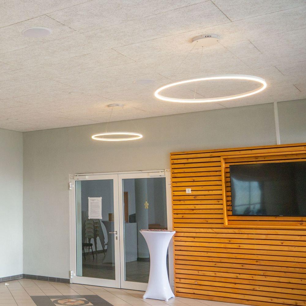 s.LUCE Ring 100 LED Hängelampe Dimmbar thumbnail 6