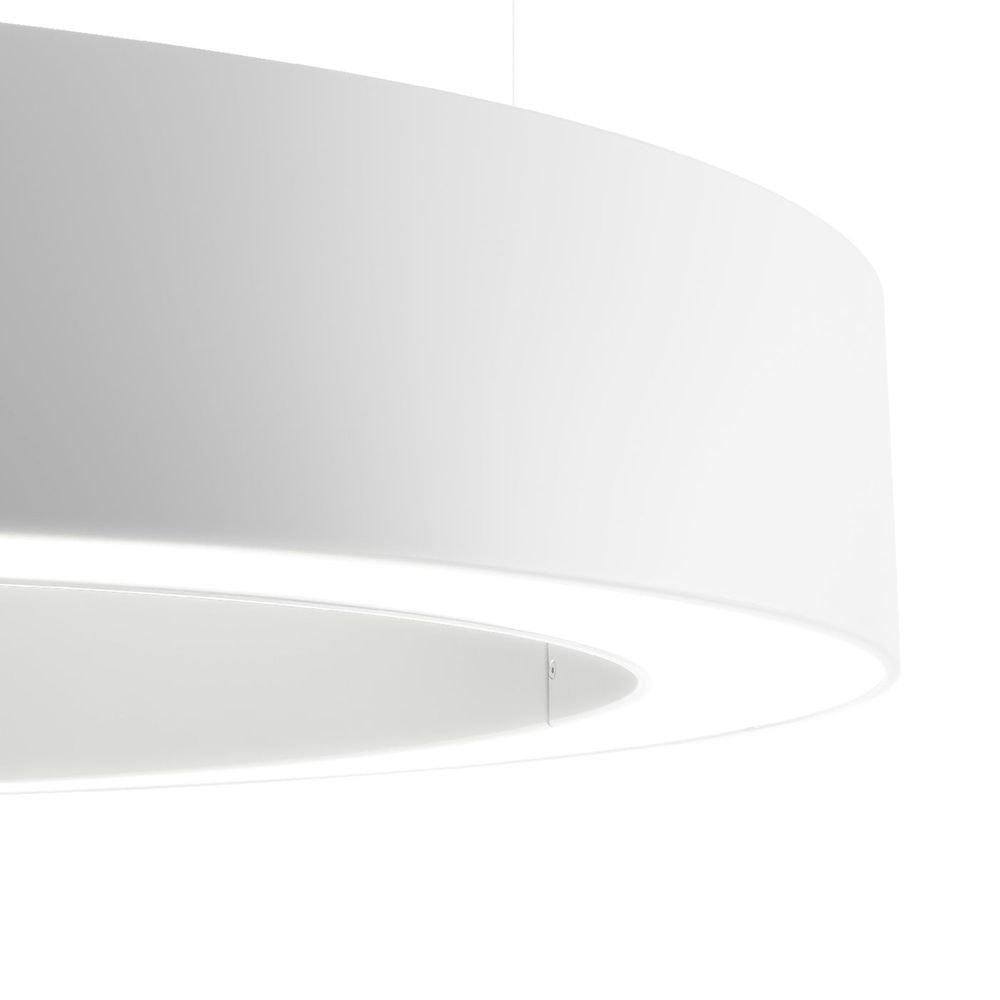 Panzeri Golden Ring LED-Pendelleuchte dimmbar 1