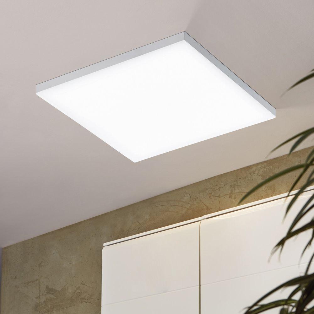 Q-Flat 2.0 rahmenlose LED Deckenleuchte 45 x 45cm 3000K 2