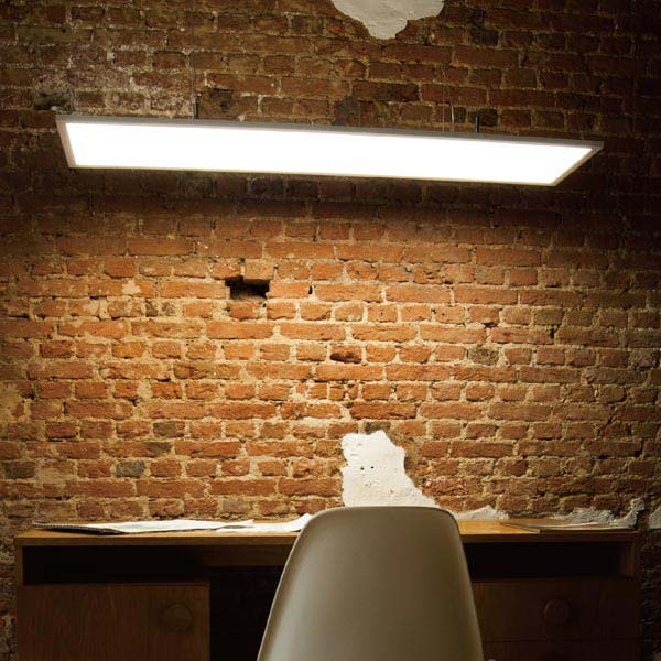 Ice Linear LED Office-Hängeleuchte 120cm 4200lm Neutralweiß 2