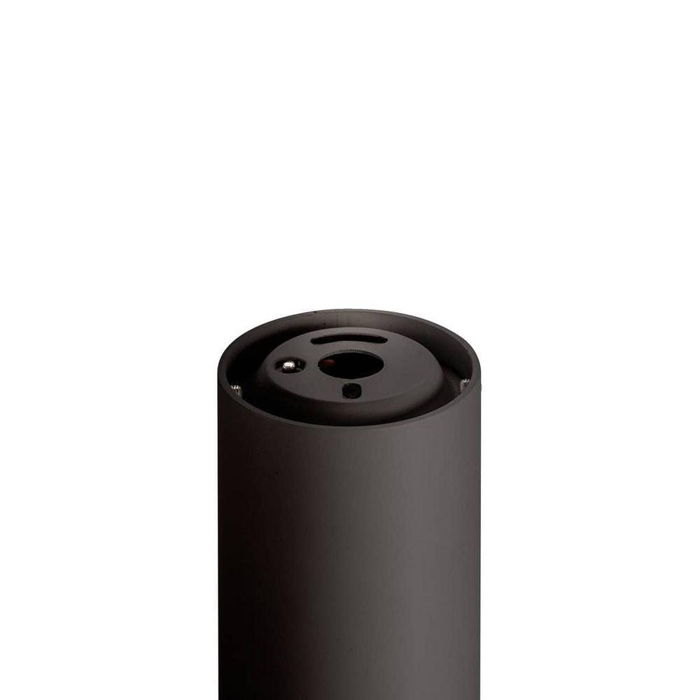 Numinos LED-Deckenleuchte Schwarz zylindrisch 5