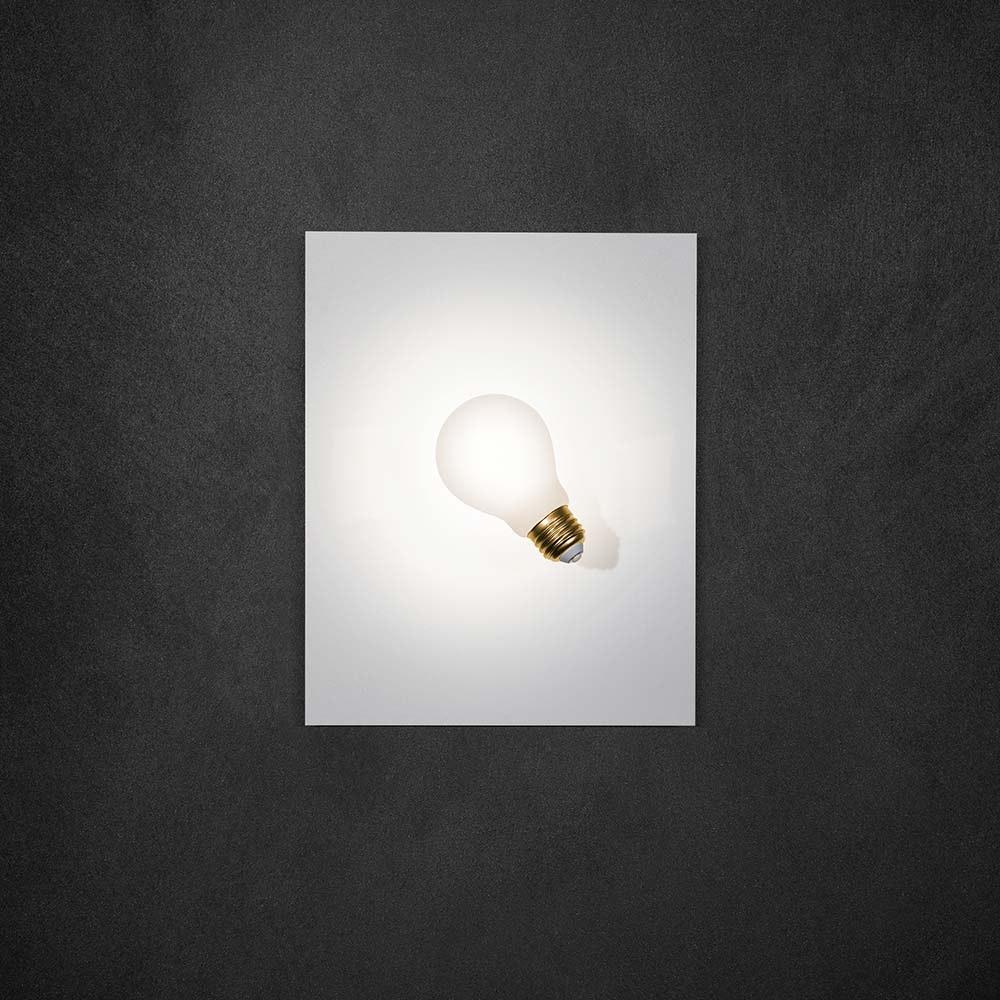 Slamp Wandlampe Idea Glühbirne  2