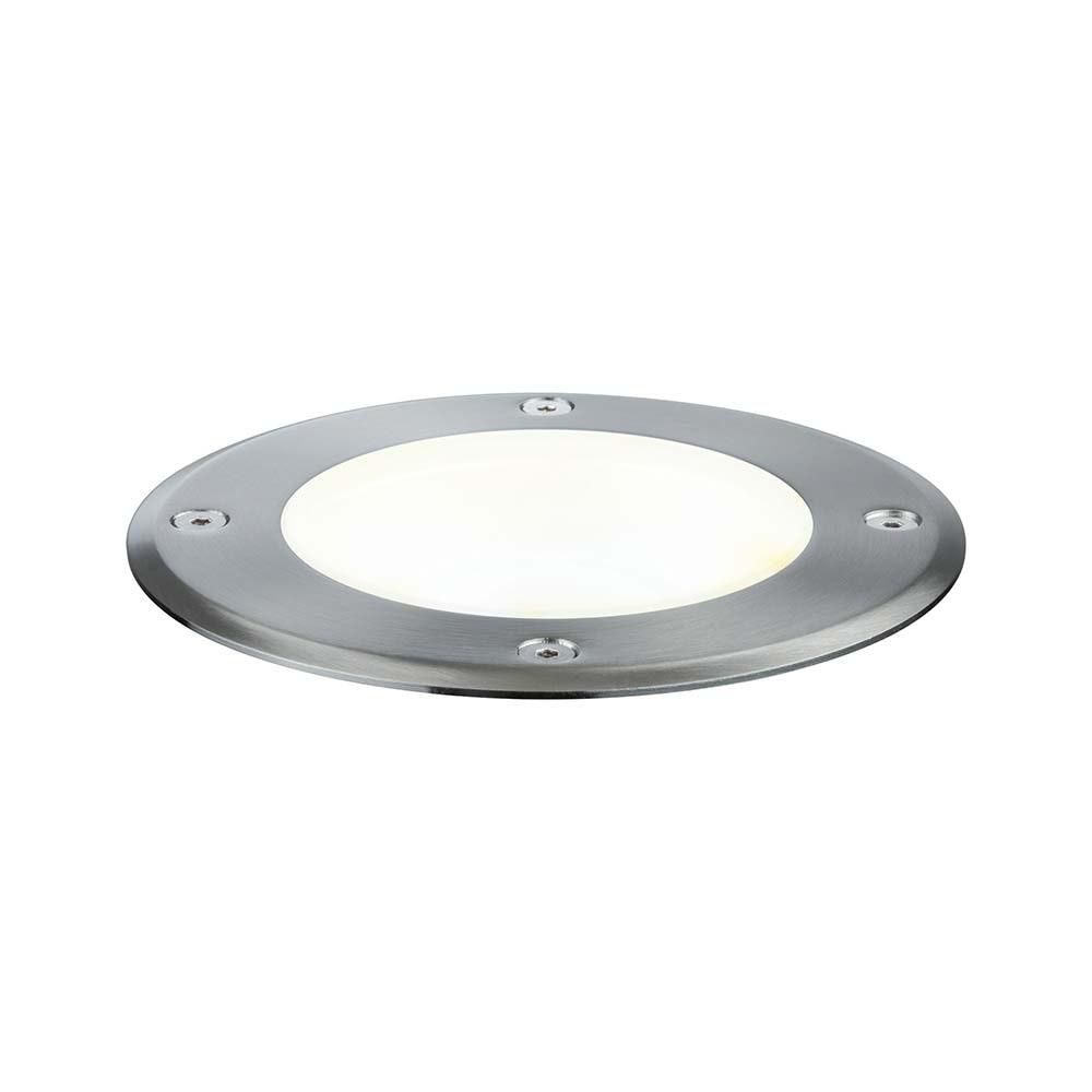 LED Plug & Shine Boden-Einbaulampe IP67 24V 609lm 3000K 1
