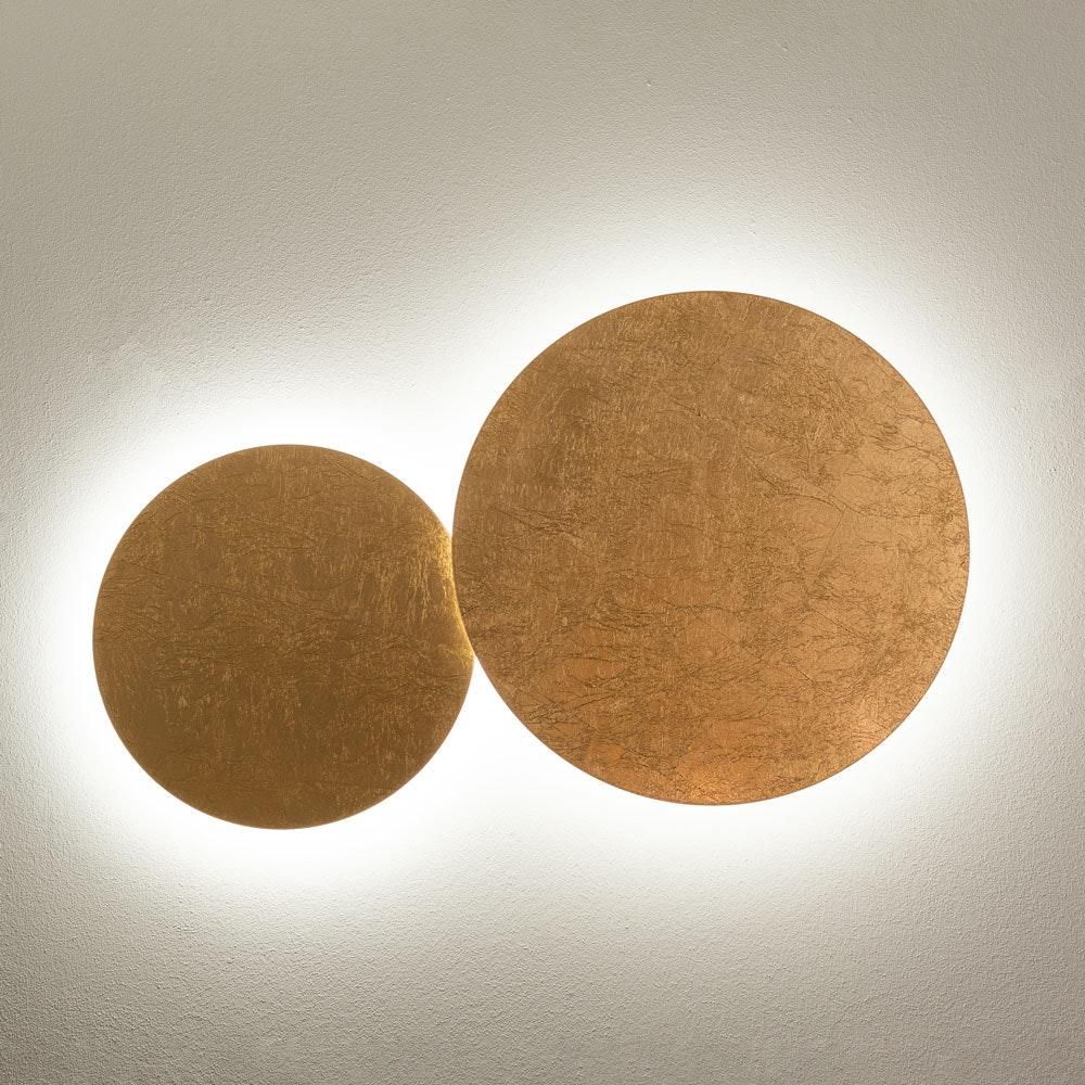 s.LUCE indirekte LED Wandleuchte Plate 13