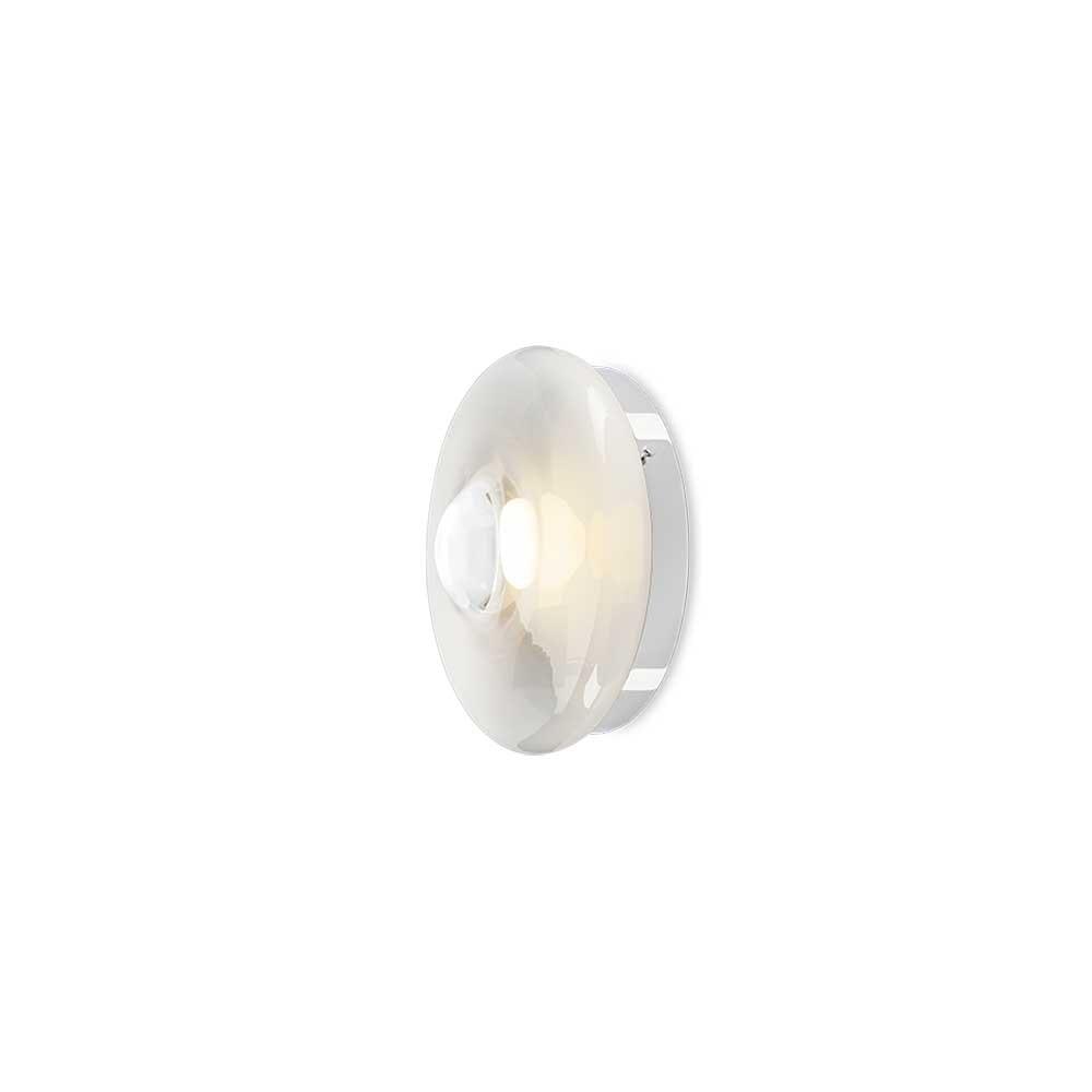 Bomma Orbital Glas-Wandlampe 6