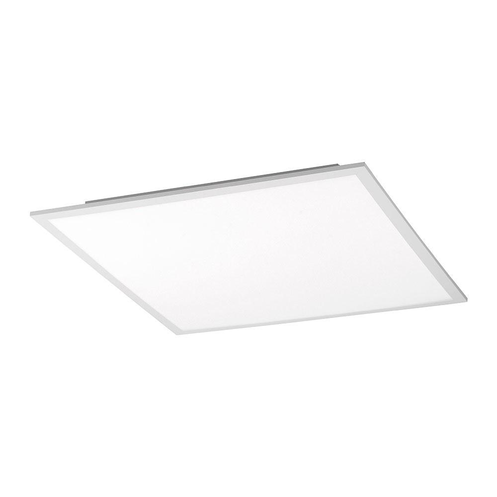 Q-Flat 45 x 45cm LED Deckenleuchte RGBW + Fb. Weiß 2