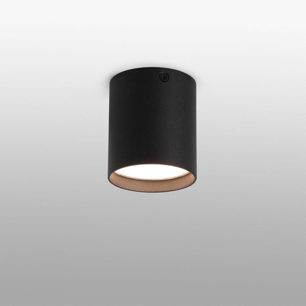 LED Deckenlampe HARU 6W 3000K Schwarz