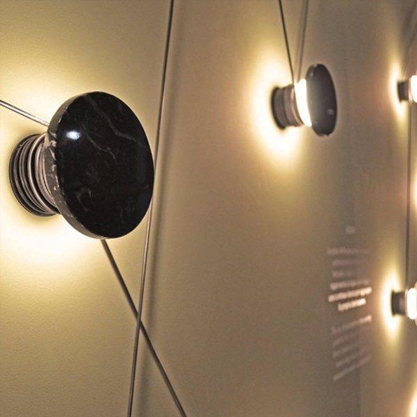 Kundalini LED-Wandleuchte Azou 7-flammig Dimmbar 10