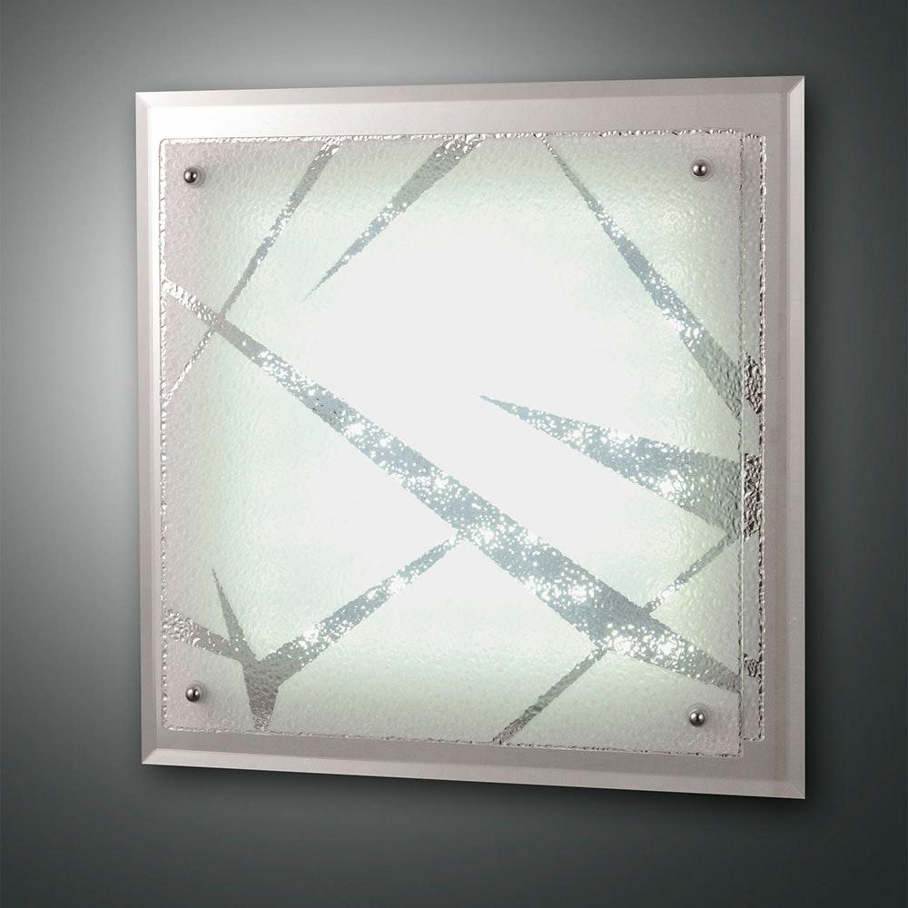 Fabas Luce klassische LED Deckenleuchte Galaxy Weiß 3