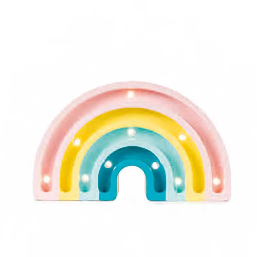 Little Lights Kinder Wand- & Tischleuchte Regenbogen Mini  4