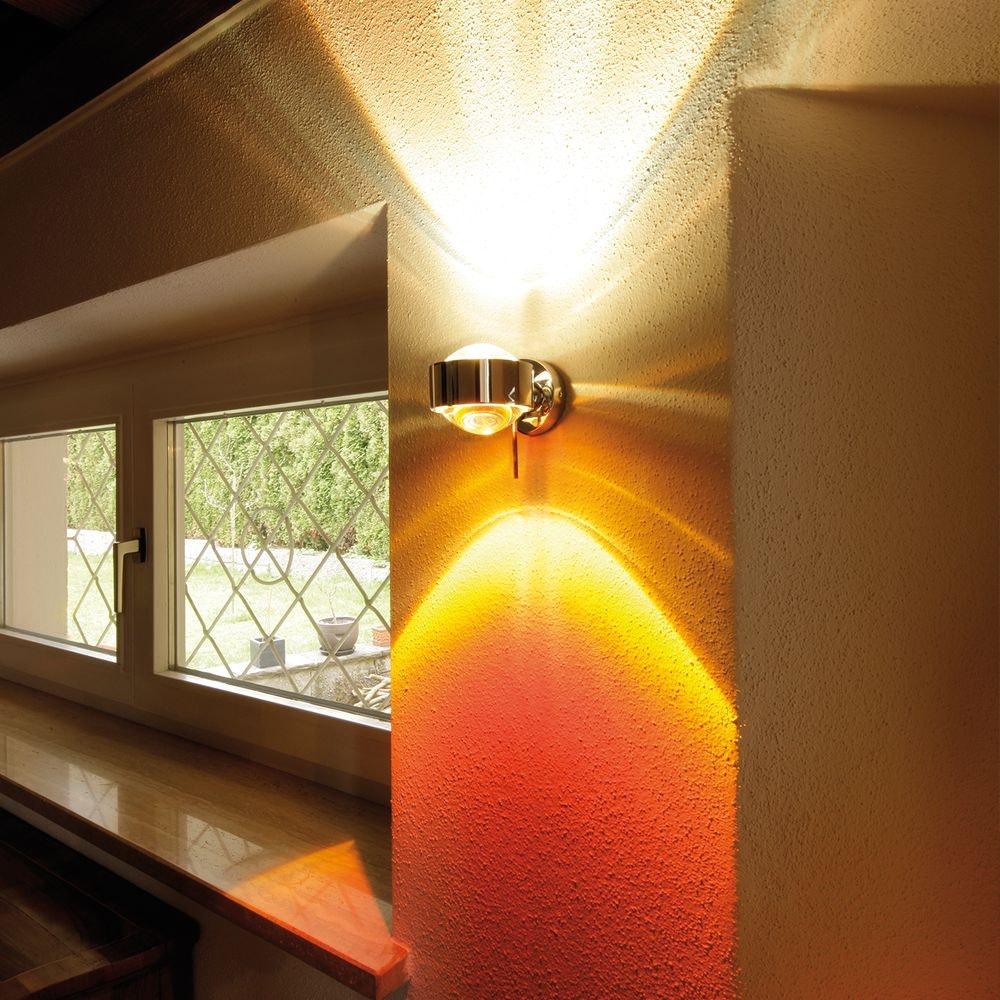 Top Light LED Wandlampe Puk Wall+ drehbar thumbnail 3