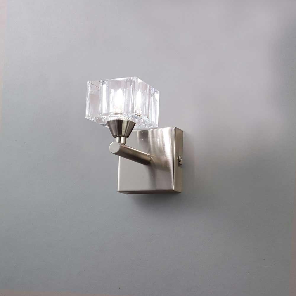 Mantra Wandlampe Cuadrax Optico 3