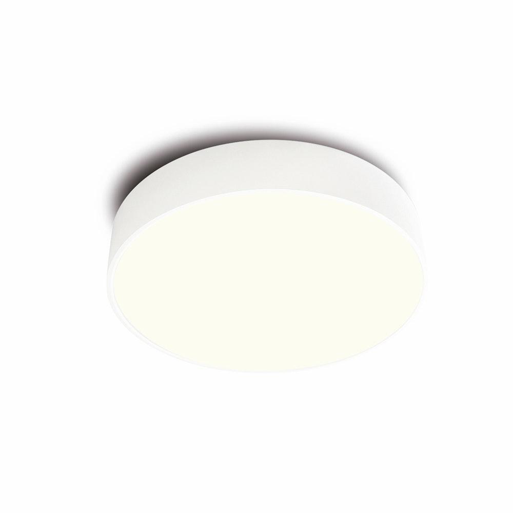 Mantra LED-Deckenlampe Cumbuco rund klein 1