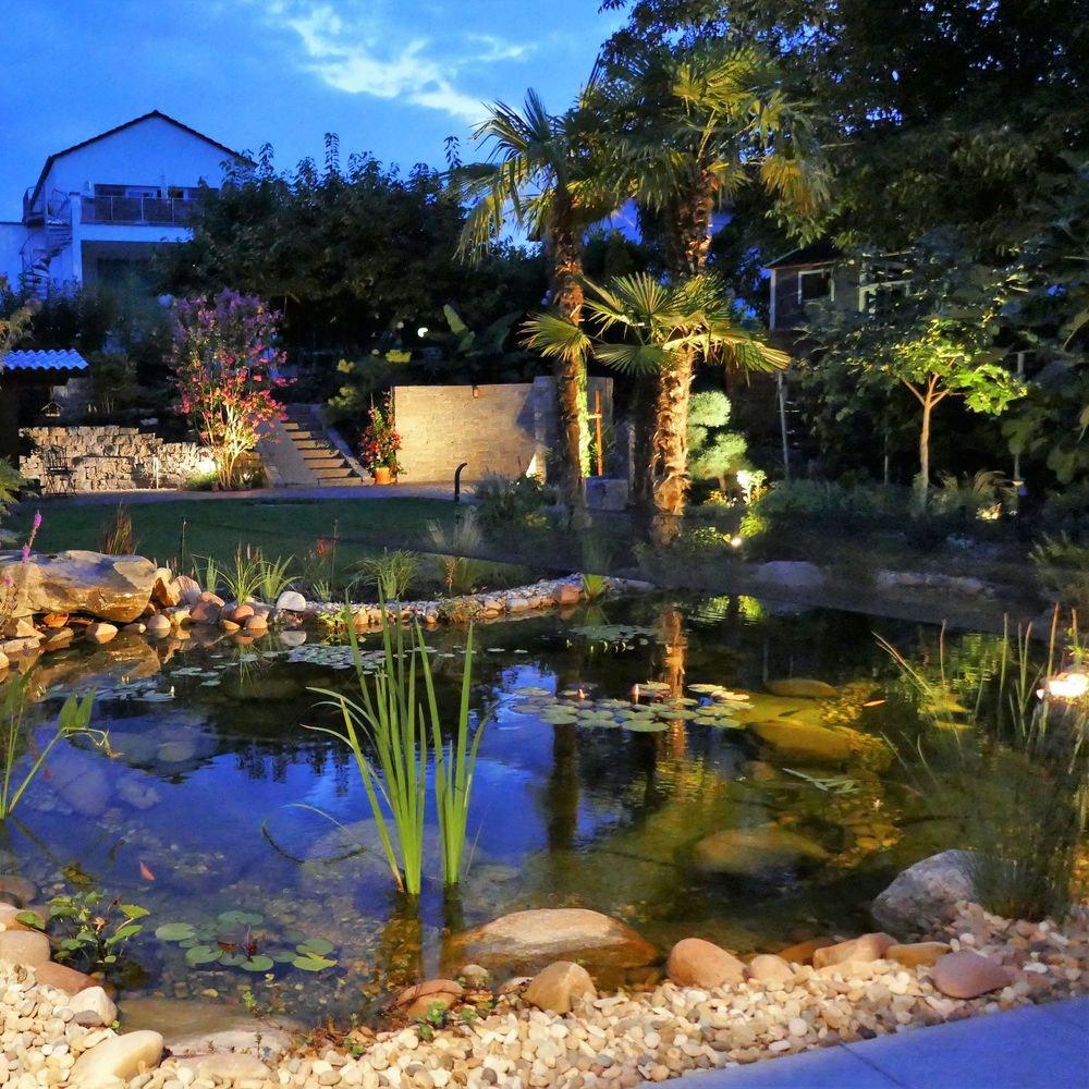 s.LUCE LED-Gartenstrahler iLight 9W RGB + CCT 10