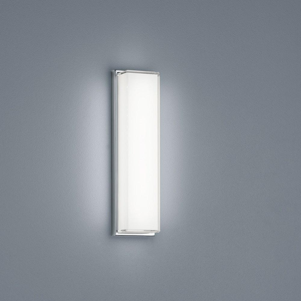 Helestra LED Wandleuchte Cosi Chrom