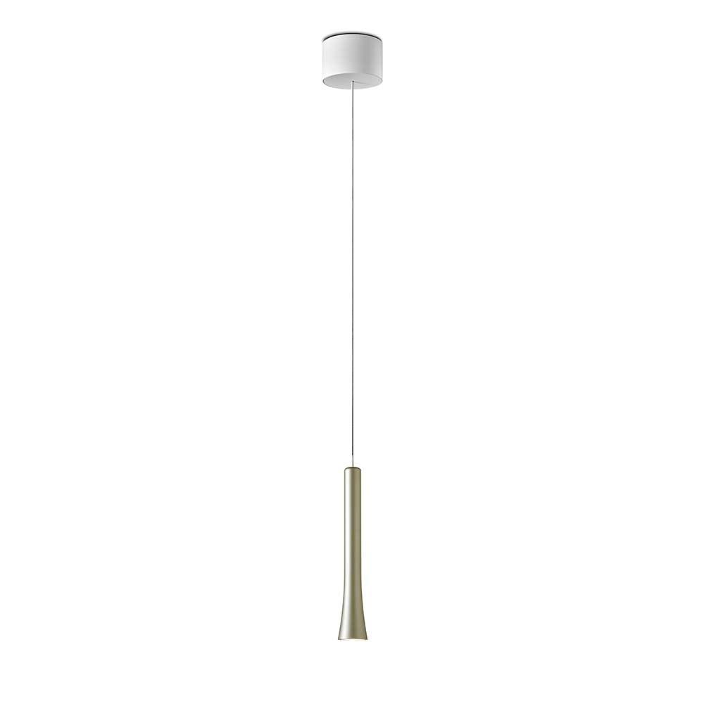 Oligo höhenverstellbare LED Pendelleuchte Rio Pearl-Silber 2
