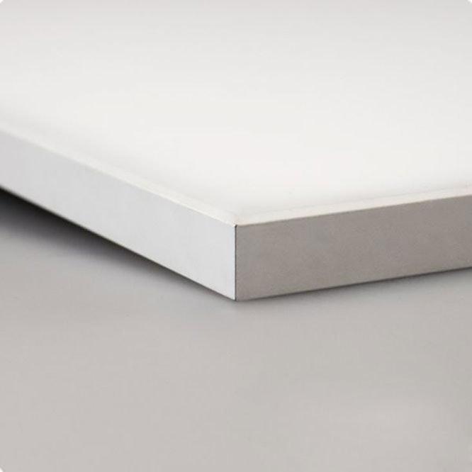 LED Panel rahmenlos 600 Neutralweiß dimmbar 5100lm Weiß 4