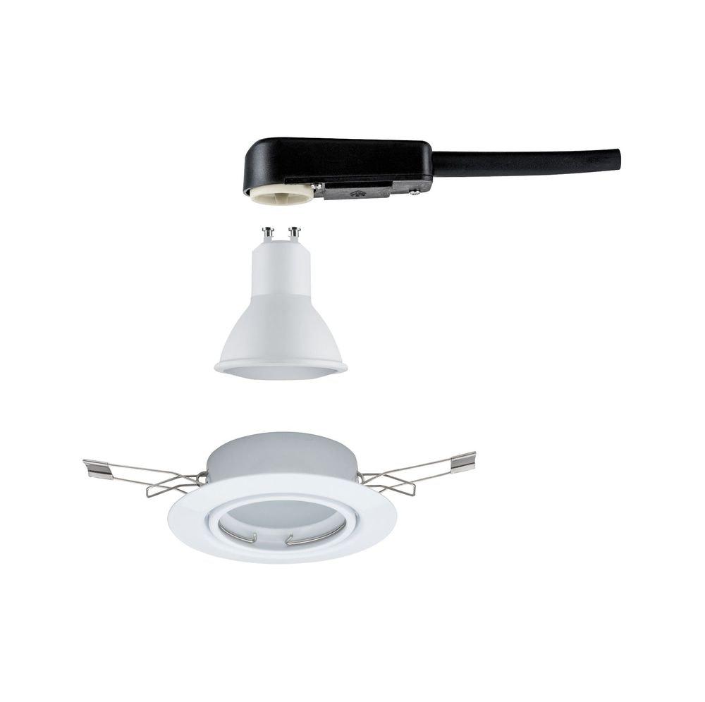 Einbauleuchte LED Base rund GU10 Weiß 2