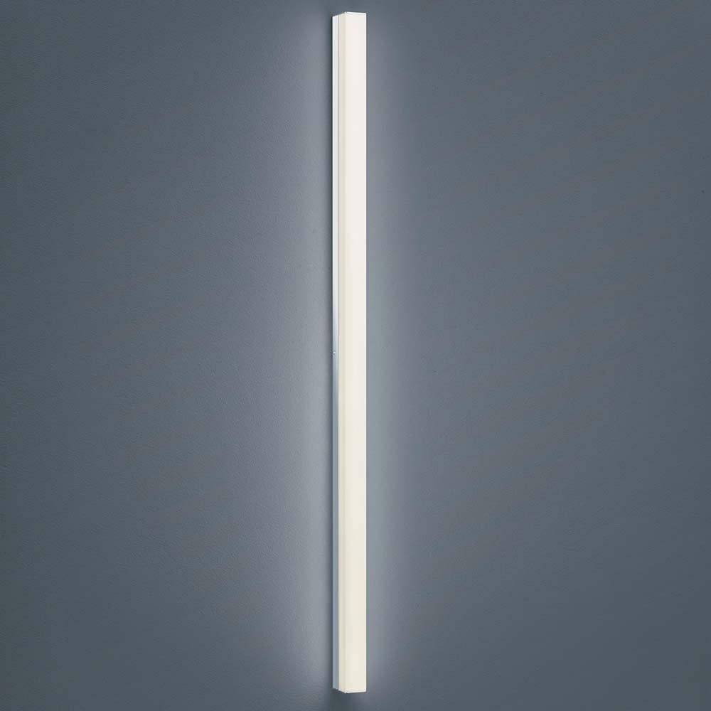 Helestra LED Spiegellampe Lado 120cm 2080lm Chrom warmweiss 1