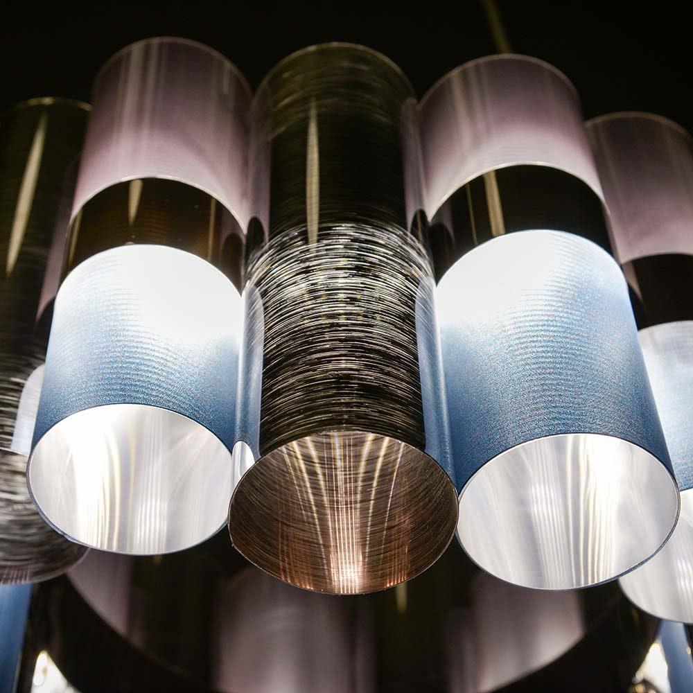 Slamp LED Hängeleuchte La Lollona 5 Ø 130cm thumbnail 4