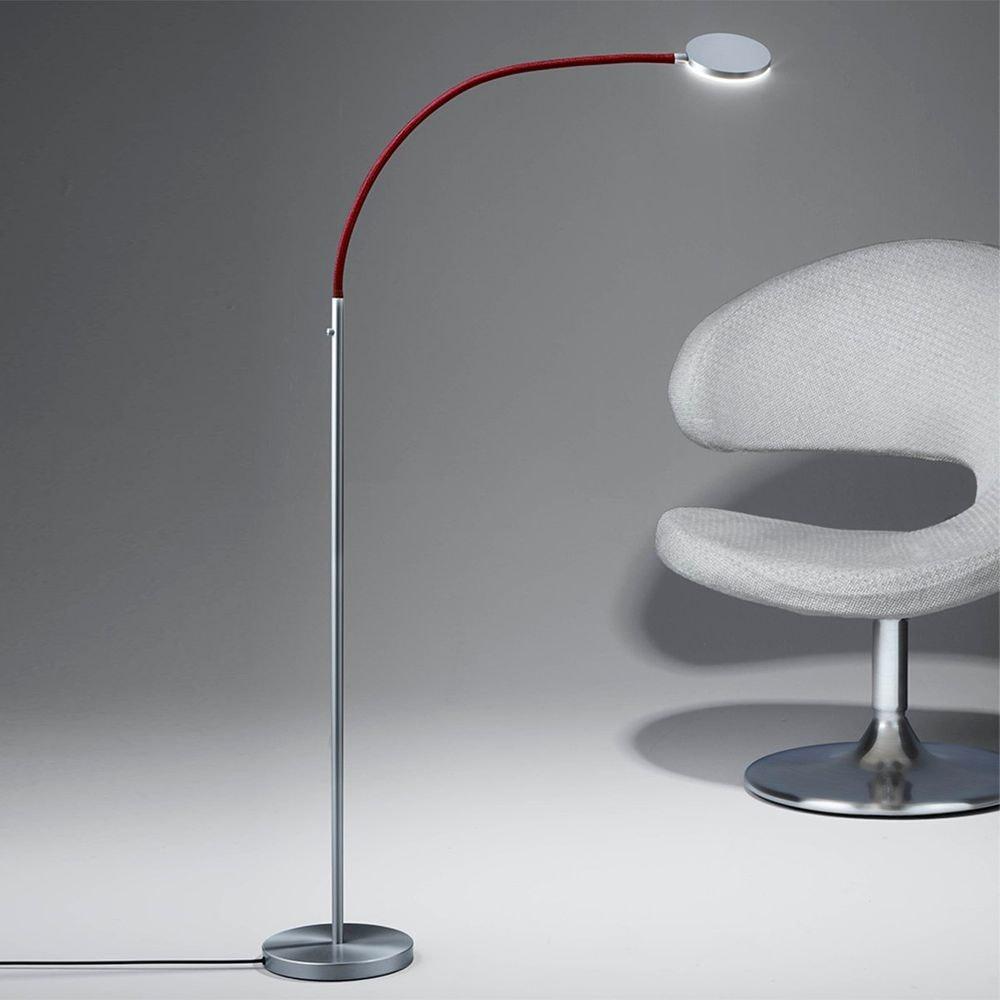 Holtkötter LED-Stehleuchte Flex S mit Tastdimmer 2