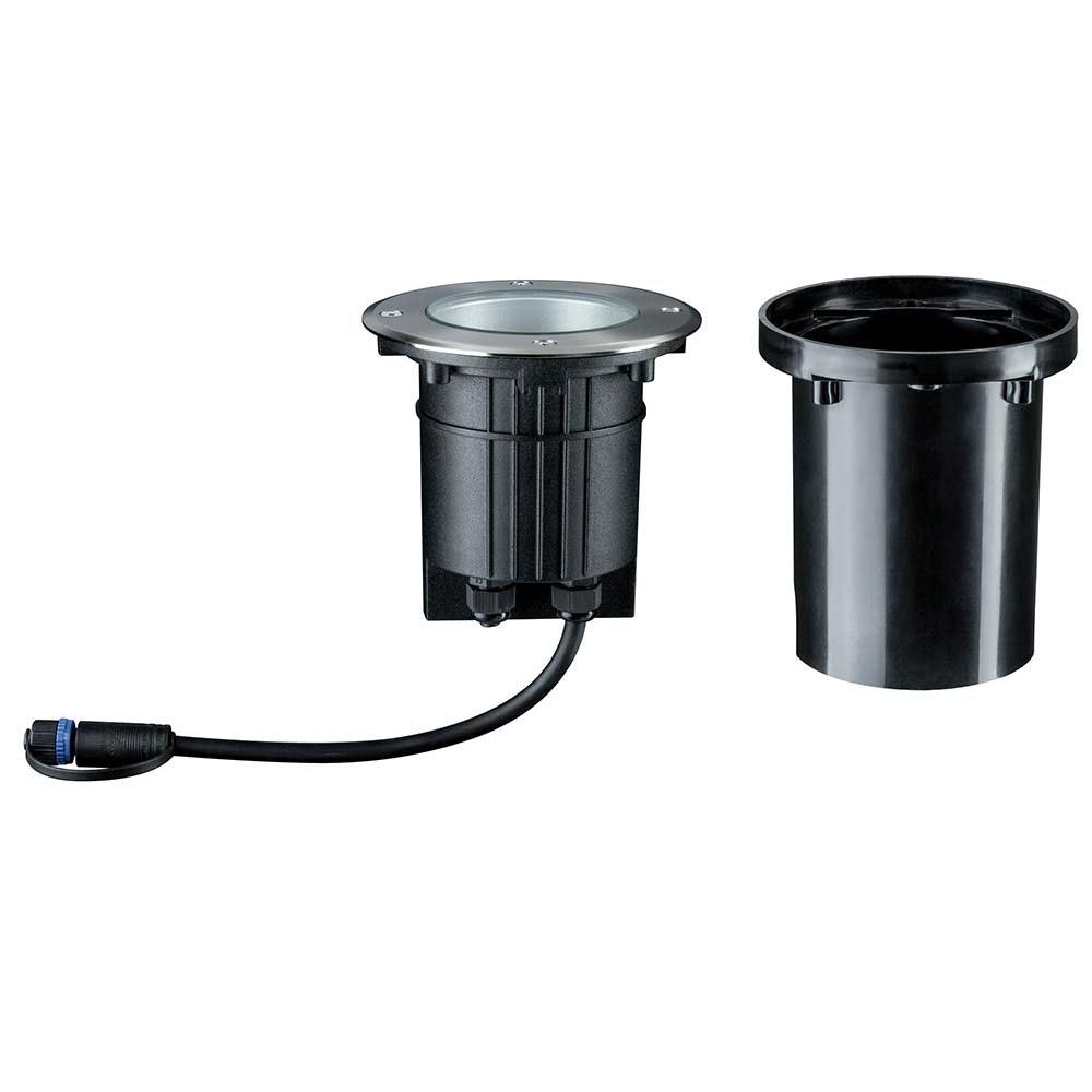 LED Plug & Shine Boden-Einbaulampe IP67 24V 609lm 3000K 8