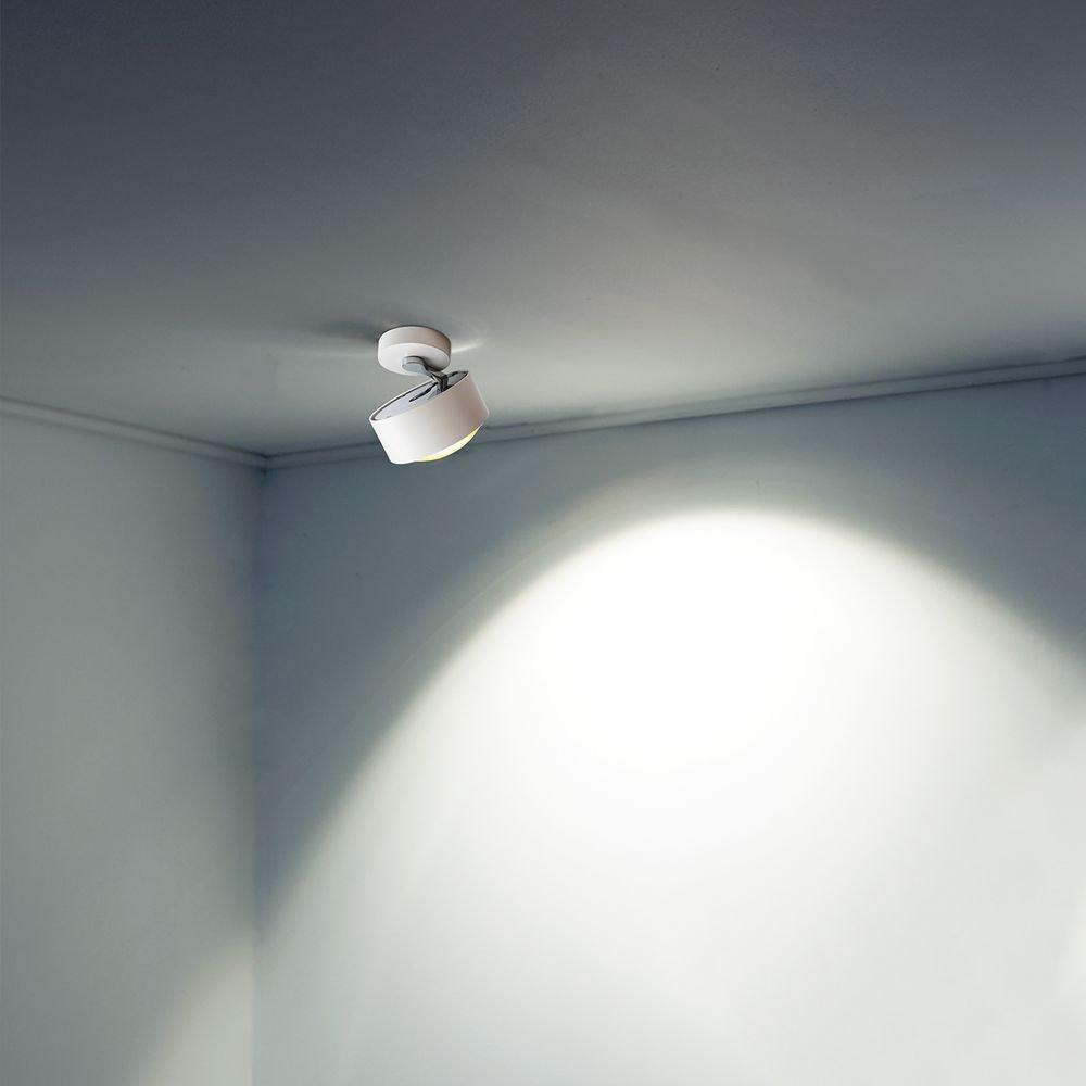 Top Light LED Deckenstrahler Puk Maxx Move 360° 1