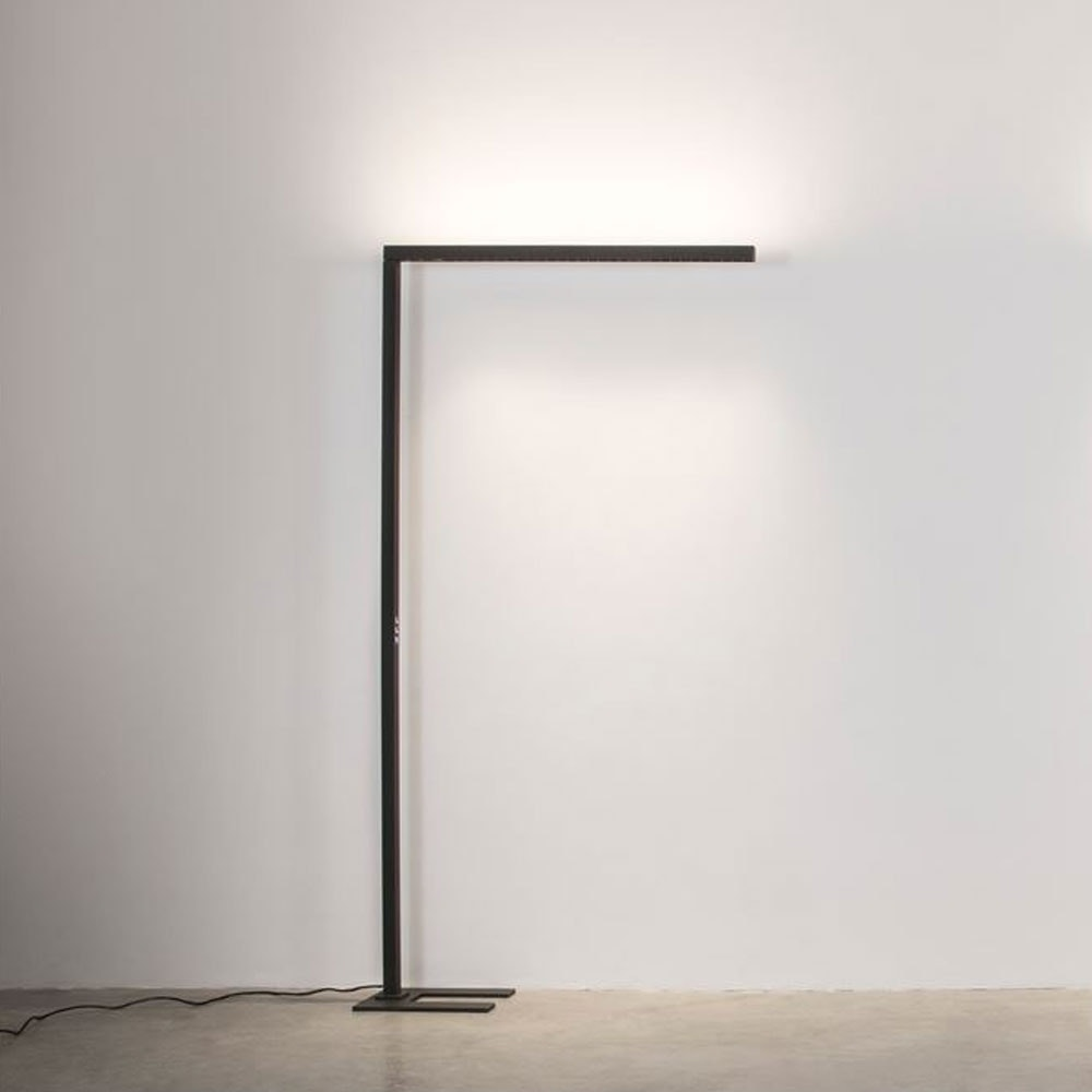 Nova Luce Gal Büro Arbeitsplatzleuchte Stehleuchte LED dimmbar 1