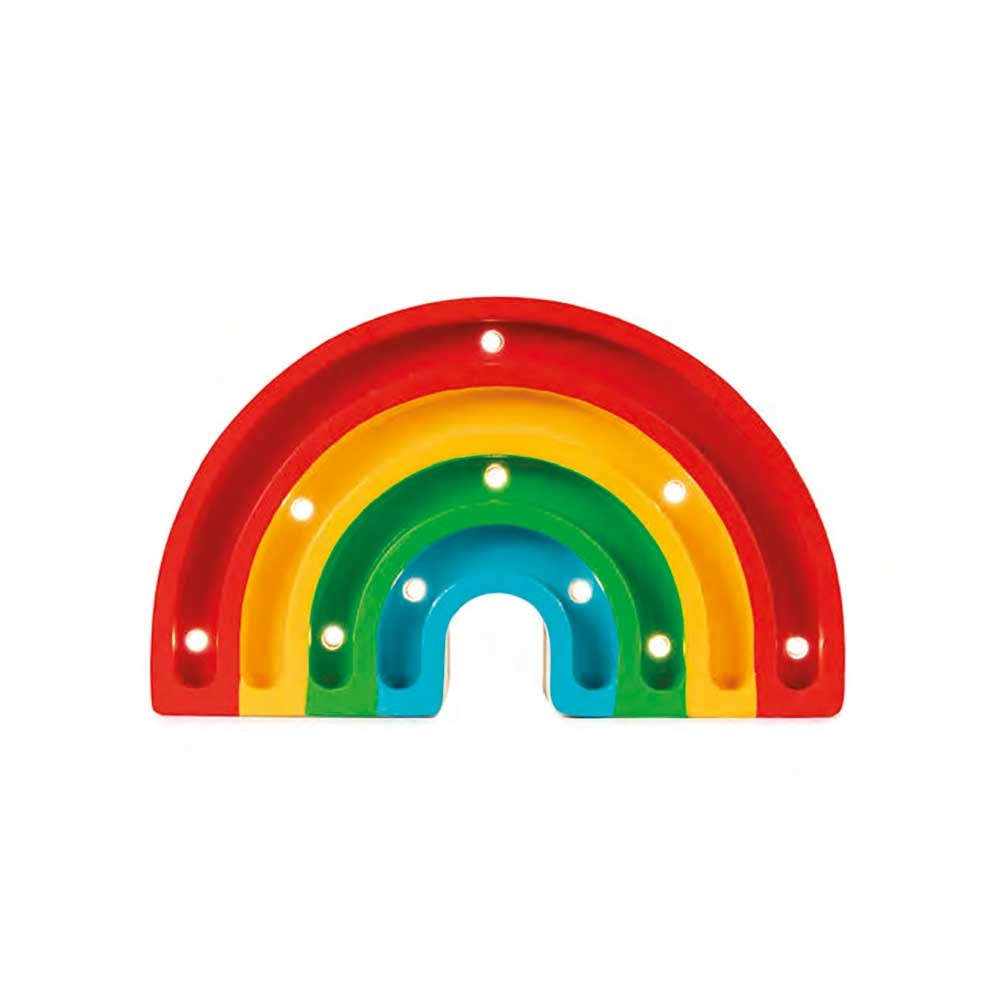 Little Lights Kinder Wand- & Tischleuchte Regenbogen Mini  1