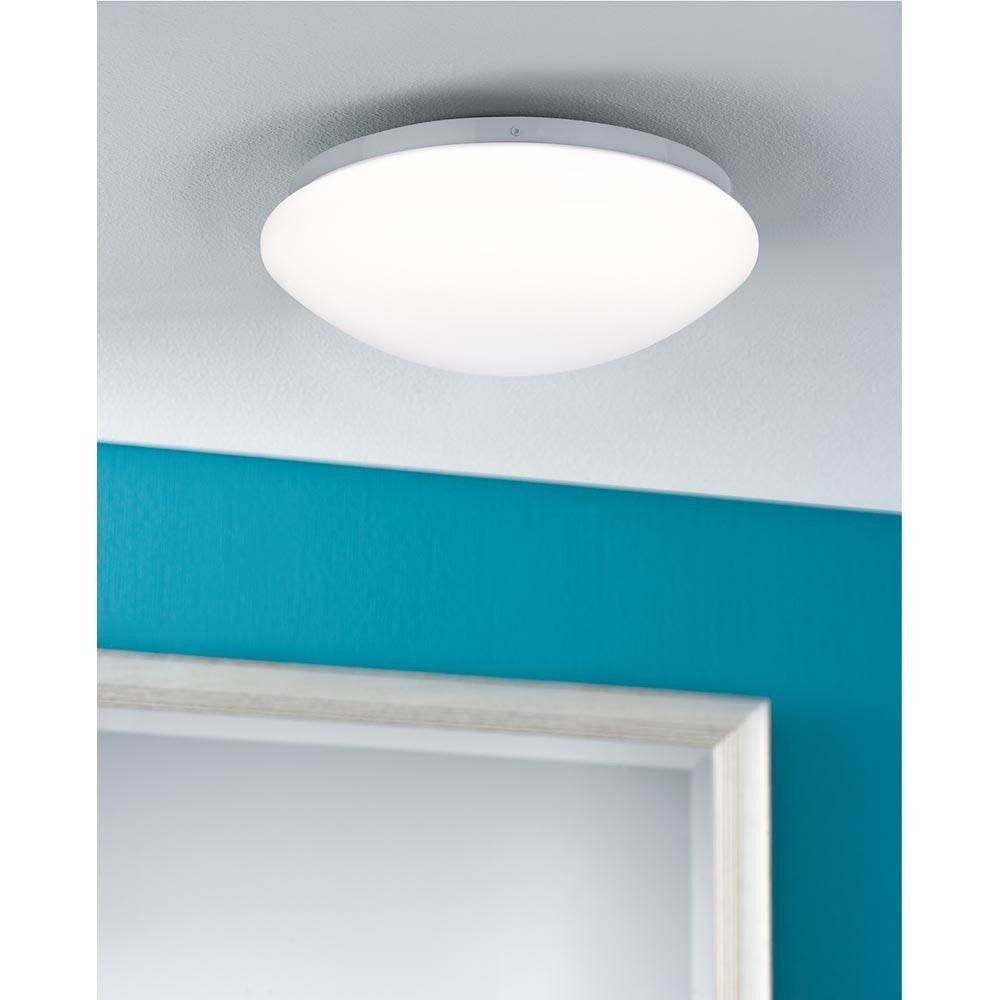 Deckenleuchte LED Leonis rund 9,5W Neutralweiß IP44 3