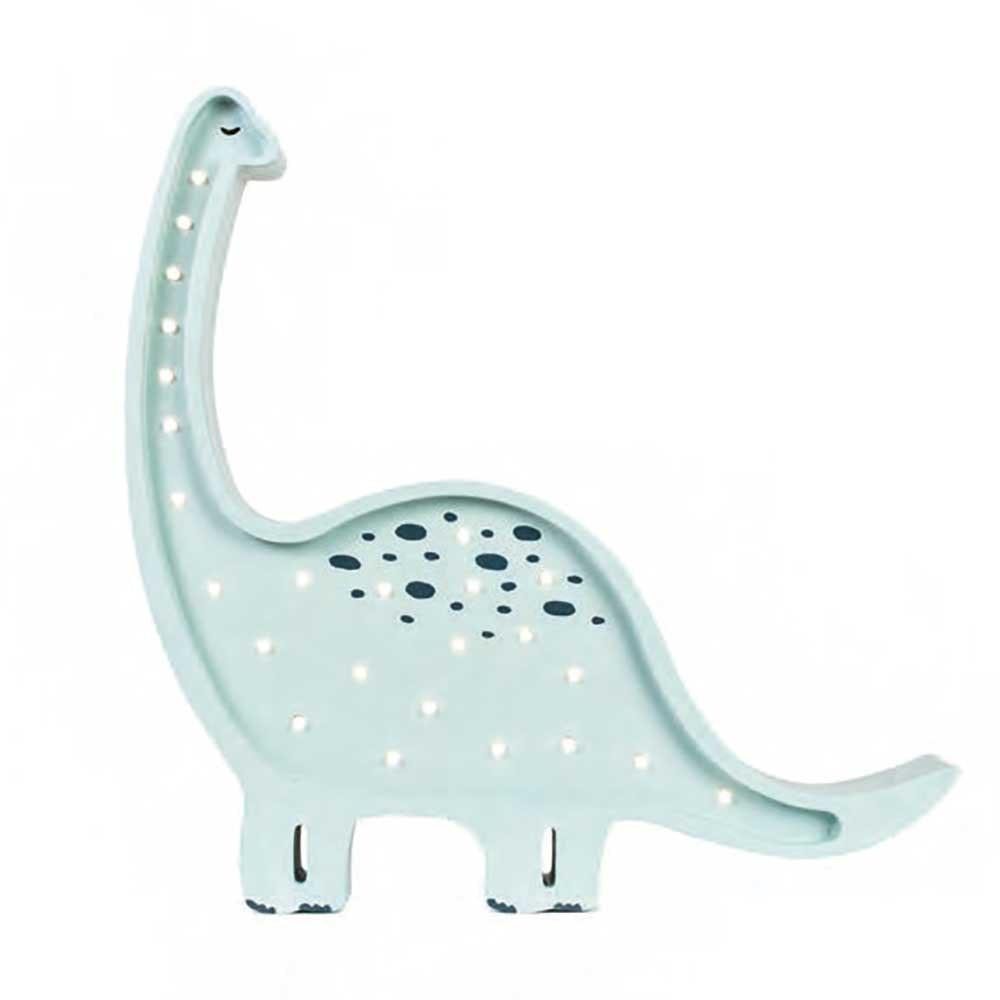 Little Lights Kinder Wand- & Tischleuchte Dino Diplodocus  3